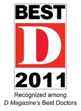 D Magazine Super Docs 2011 - Richard A Hostin MD