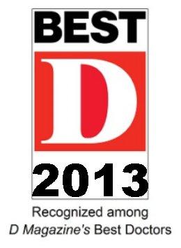 D Magazine Super Docs 2013 - Richard A Hostin MD