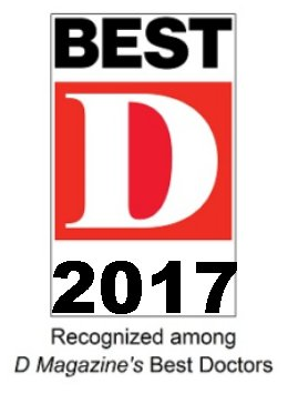 D Magazine Super Docs 2017 - Richard A Hostin MD