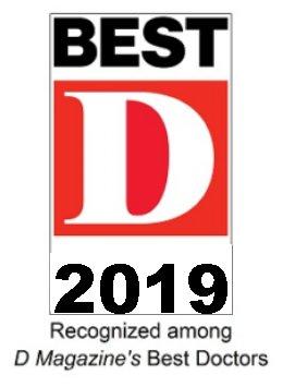 D Magazines Best Doctors 2019