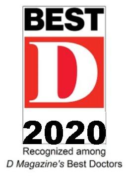 D Magazines Best Doctors 2020